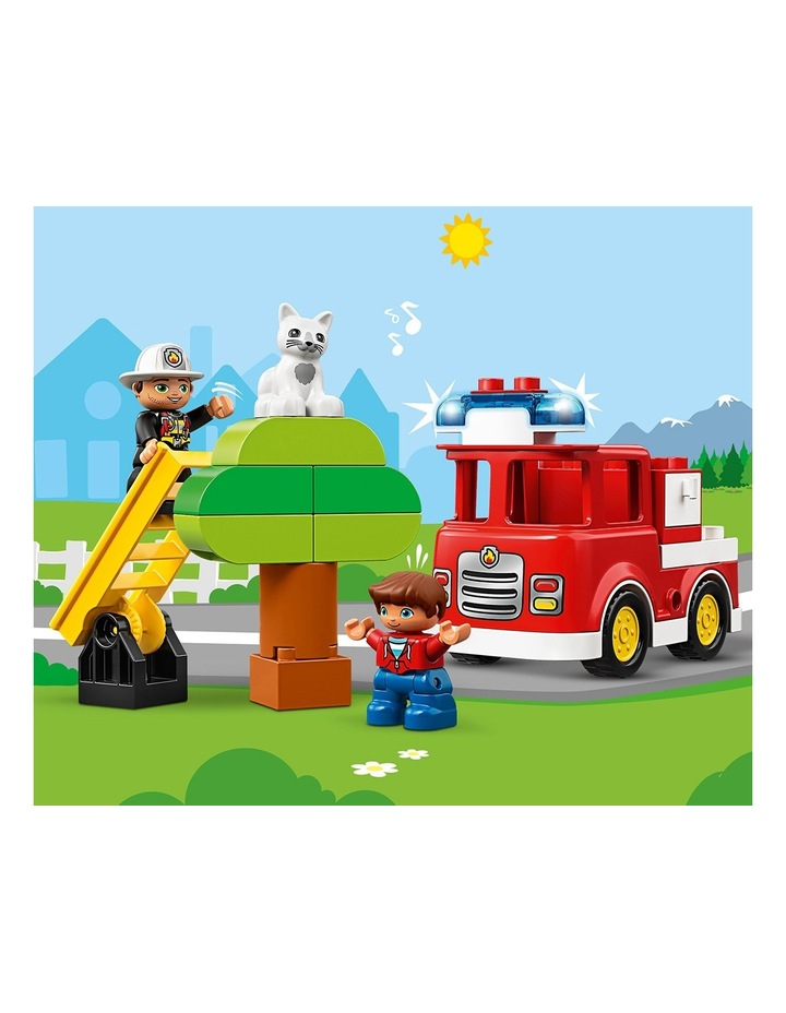 Duplo Fire Truck image 10