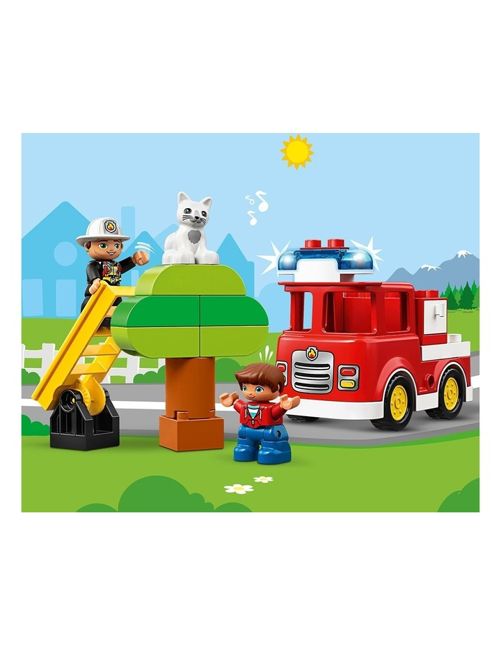 Duplo Fire Truck image 9