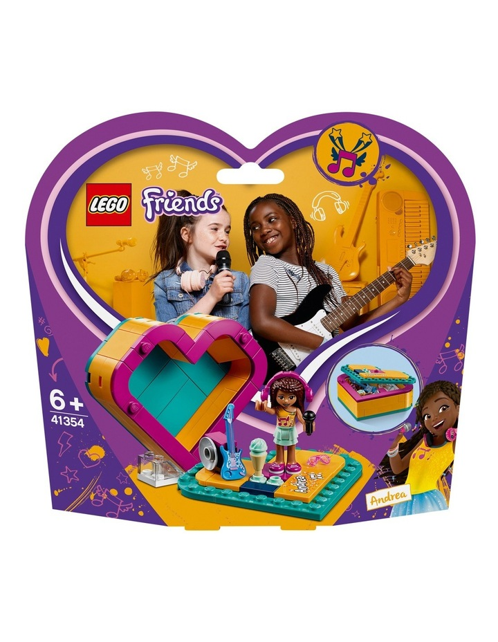 Friends Andrea's Heart Box image 2