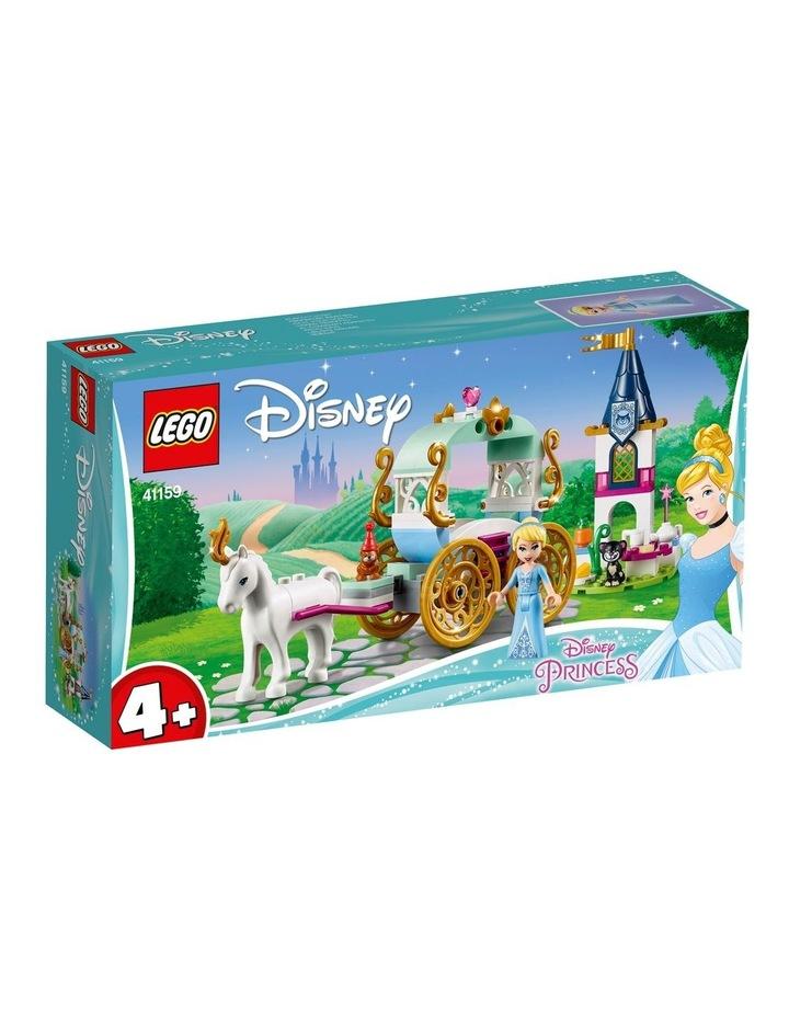 Disney Cinderella's Carriage Ride 41159 image 1