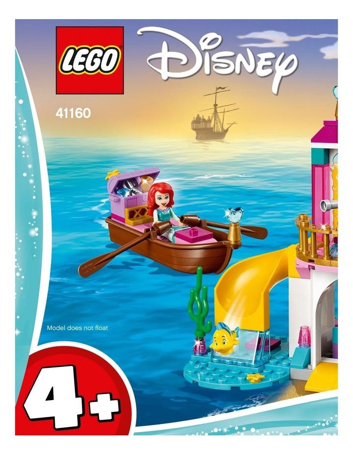 Disney Ariel's Seaside Castle 41160 image 3