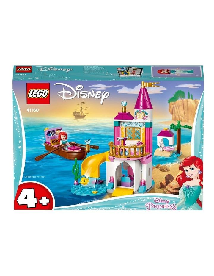 Disney Ariel's Seaside Castle 41160 image 4
