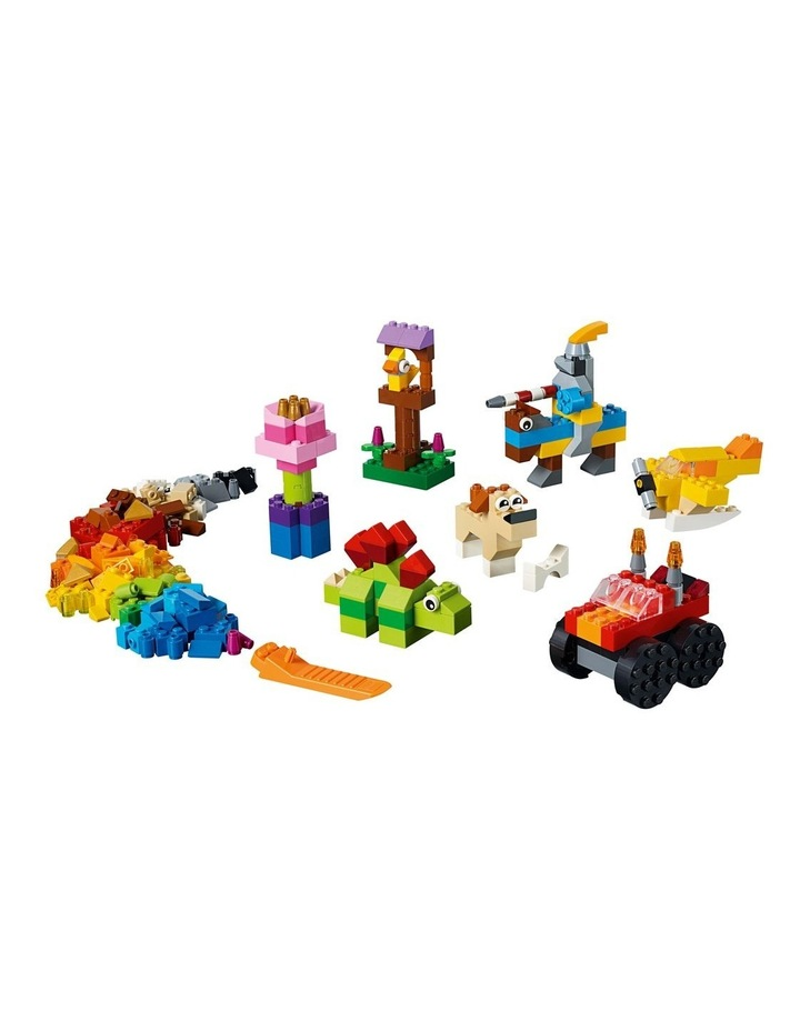 Basic Brick Set 11002 image 4