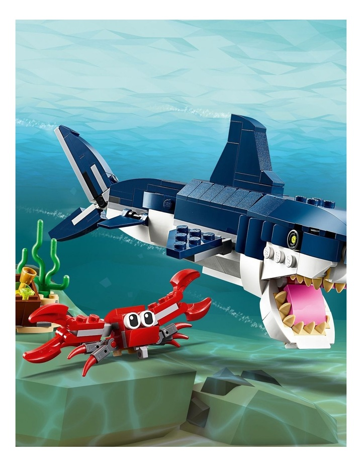 Creator Deep Sea Creatures 31088 image 5