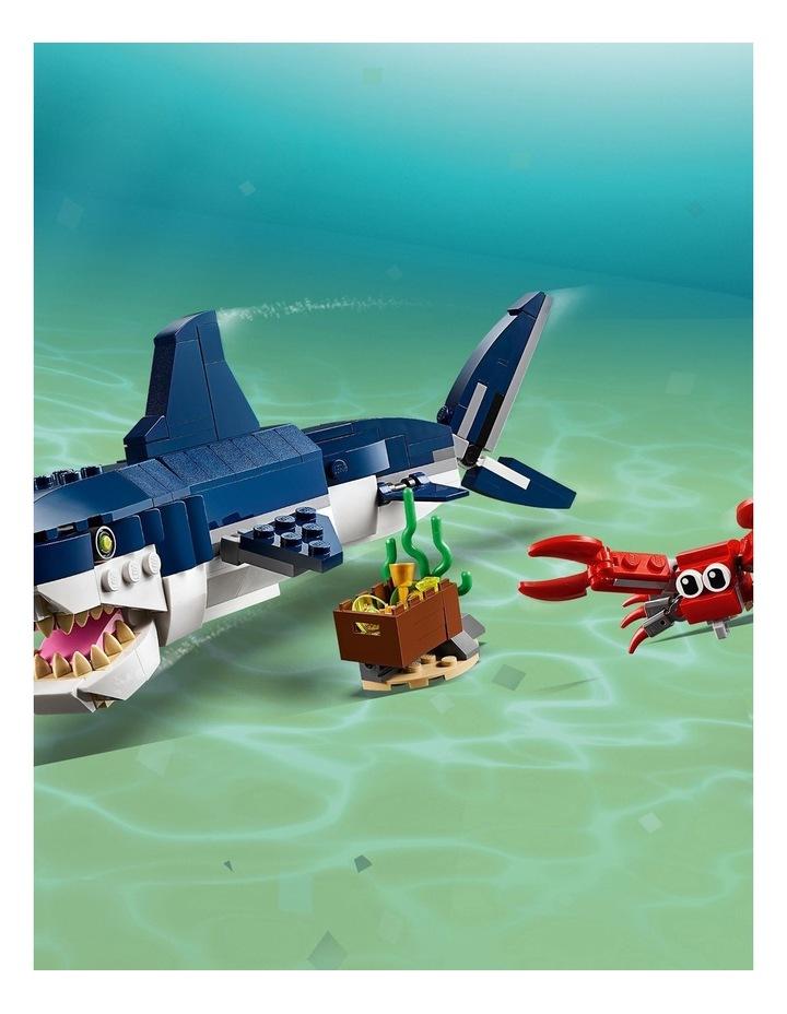 Creator Deep Sea Creatures 31088 image 6