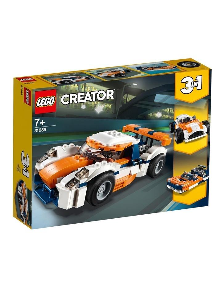 Creator Sunset Track Racer 31089 image 1