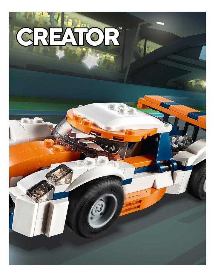 Creator Sunset Track Racer 31089 image 2