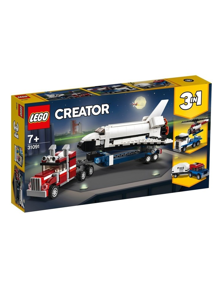 Creator Shuttle Transporter 31091 image 1