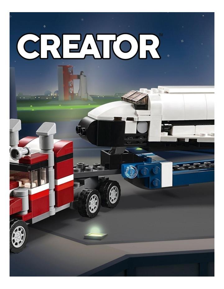 Creator Shuttle Transporter 31091 image 2