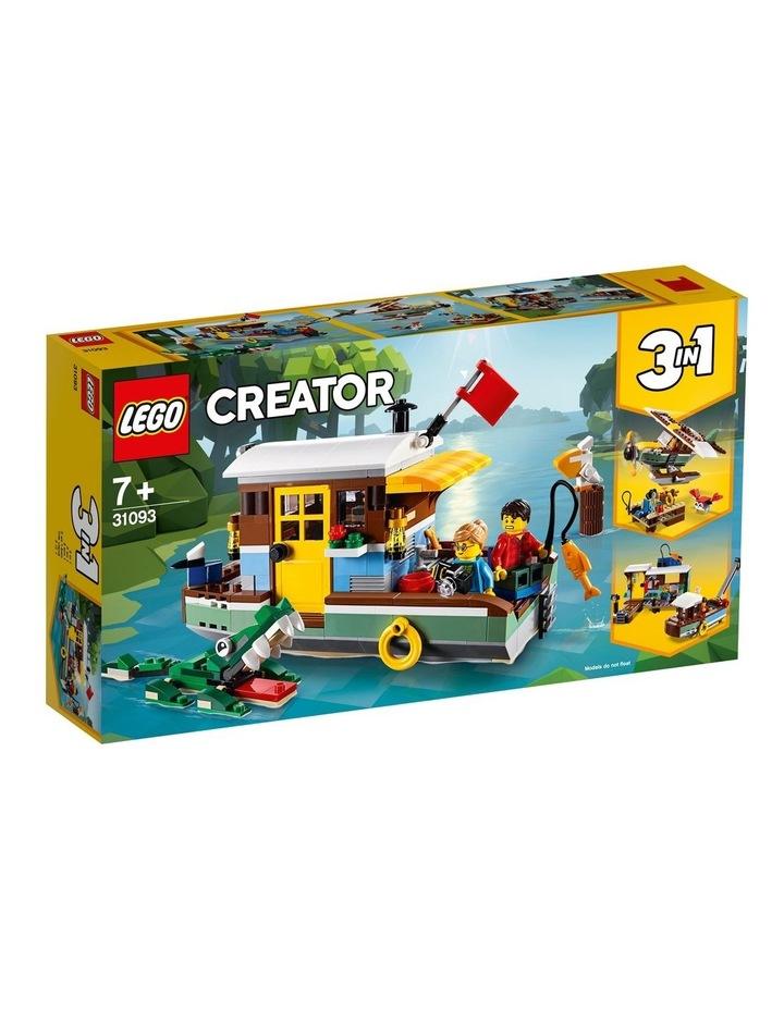 Creator Riverside Houseboat 31093 image 1