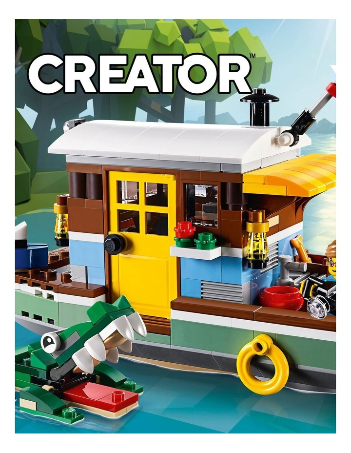 Creator Riverside Houseboat 31093 image 2