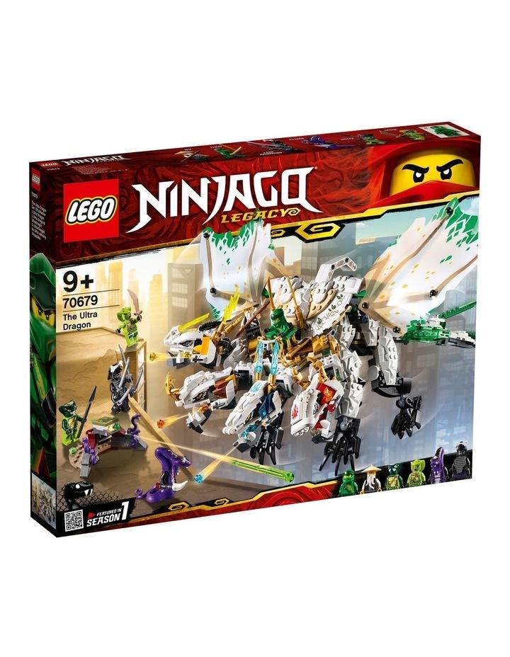 Ninjago The Ultra Dragon 70679 image 1
