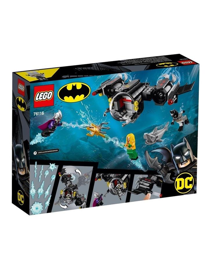Super Heroes Batman Batsub and the Underwater Clash 76616 image 3