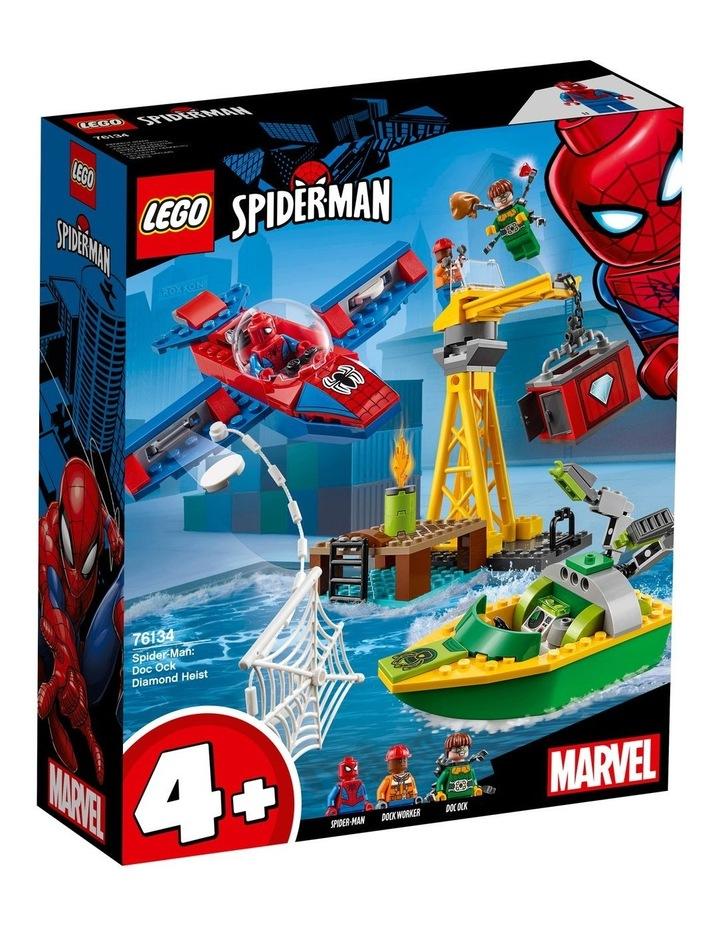 Super Heroes Spider-Man: Doc Ock Diamond Heist 76134 image 1