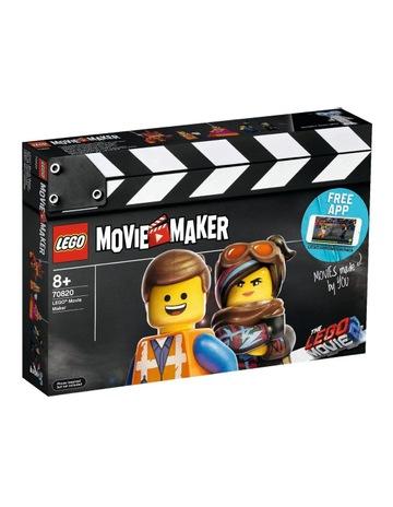 2cfc81216e3 LEGO LEGO Movie 2 LEGO Movie Maker 70820