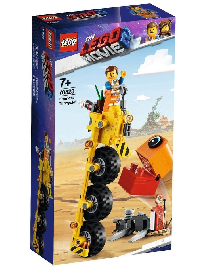 LEGO Movie 2 Emmet's Thricycle! 70823 image 1