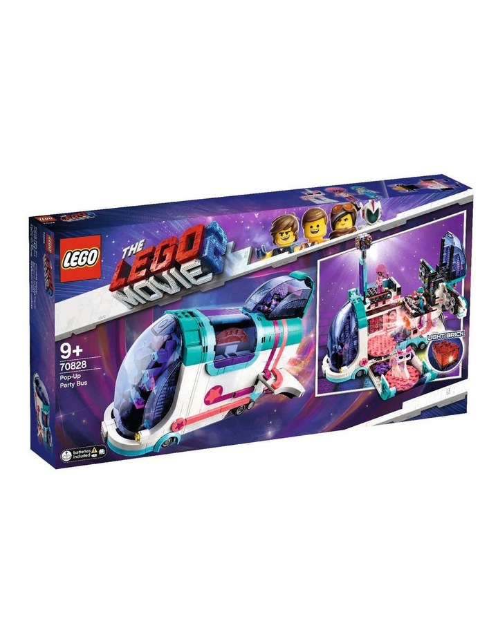 LEGO Movie 2 Pop-Up Party Bus 70828 image 1