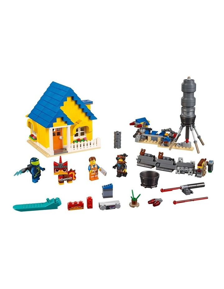 LEGO Movie 2 Emmet's Dream House/Rescue Rocket! 70831 image 4