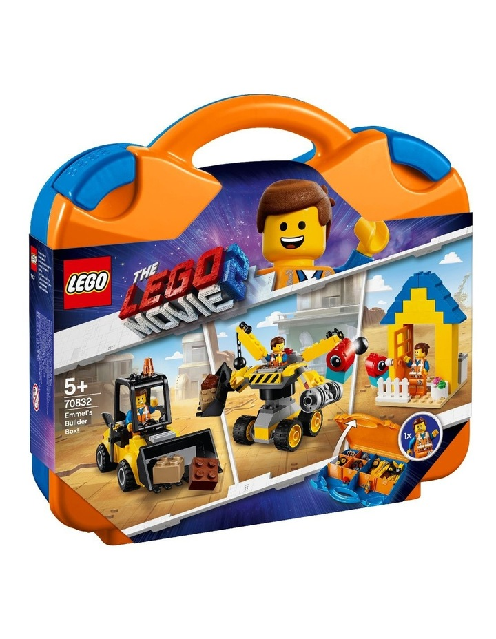 LEGO Movie 2 Emmet's Builder Box! 70832 image 1