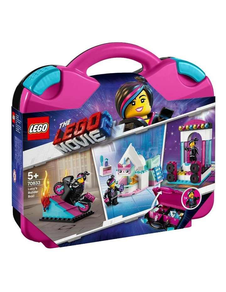 LEGO Movie 2 Lucy's Builder Box! 70833 image 1