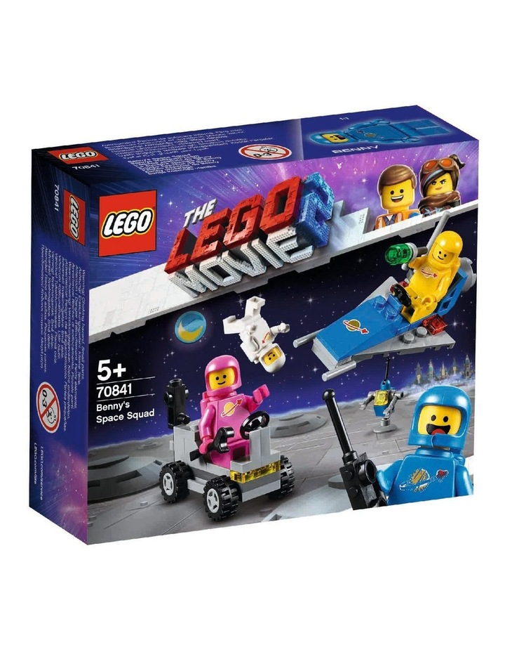 LEGO Movie 2 Benny's Space Squad 70841 image 1