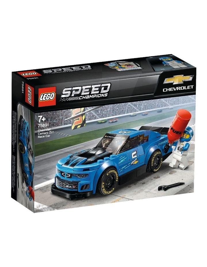 Speed Champions Chevrolet Camaro ZL1 Race Car 75891 image 1