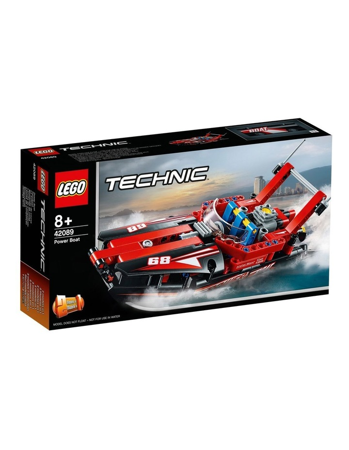 Technic Power Boat 42089 image 1
