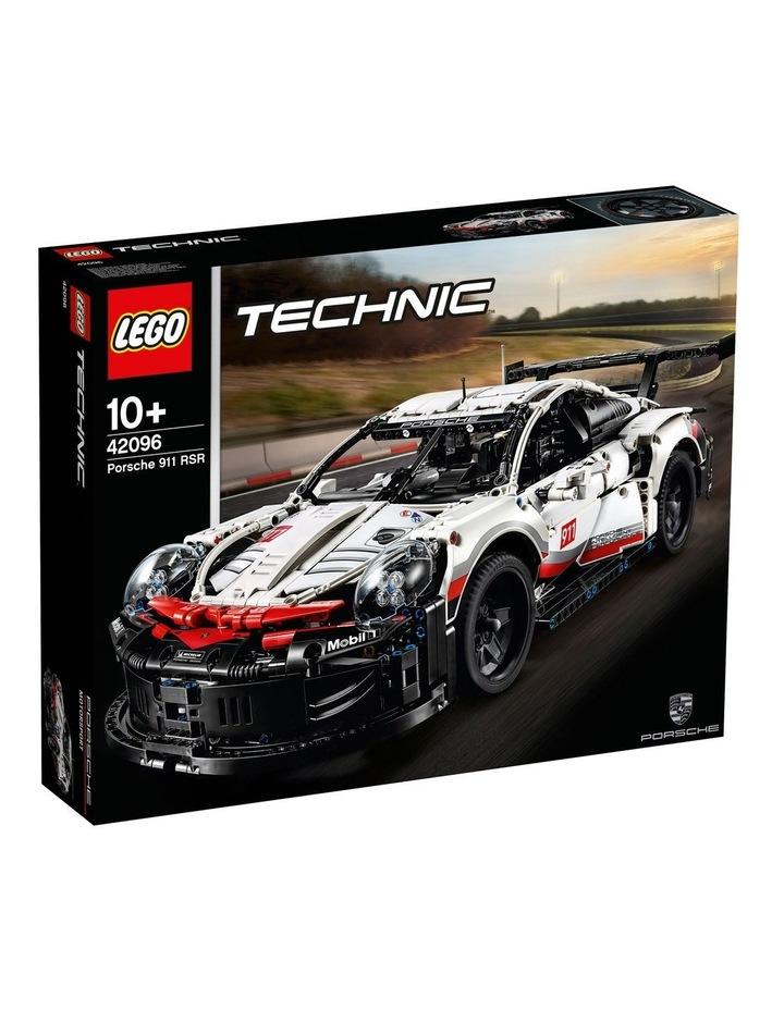 Technic Porsche 911 RSR 42096 image 1