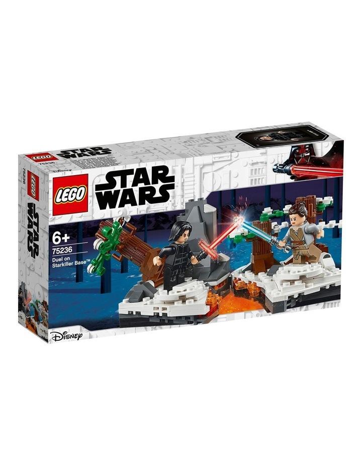 Star Wars Duel on Starkiller Base 75236 image 1