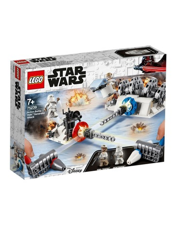 dccbc8c3700d7 LEGOStar Wars Action Battle Hoth Generator Attack 75239. LEGO Star Wars  Action Battle Hoth Generator Attack 75239