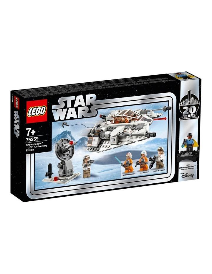 Star Wars Snowspeeder 20th Anniversary Edition 75259 image 1