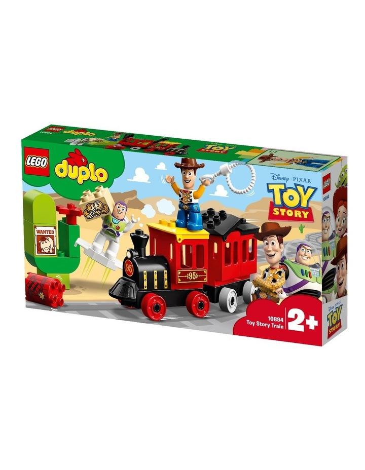 LEGO DUPLO Disney Pixar Toy Story Train 10894 Building Blocks image 2