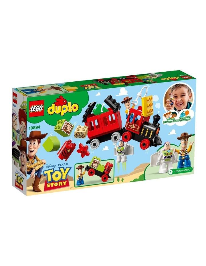 LEGO DUPLO Disney Pixar Toy Story Train 10894 Building Blocks image 3