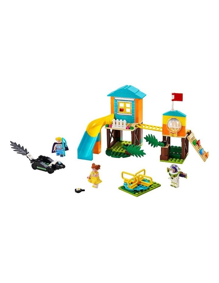 4+ Disney Pixar's Toy Story 4 Buzz & Bo-Peeps Playground Adventure 10768 Building Kit image 4