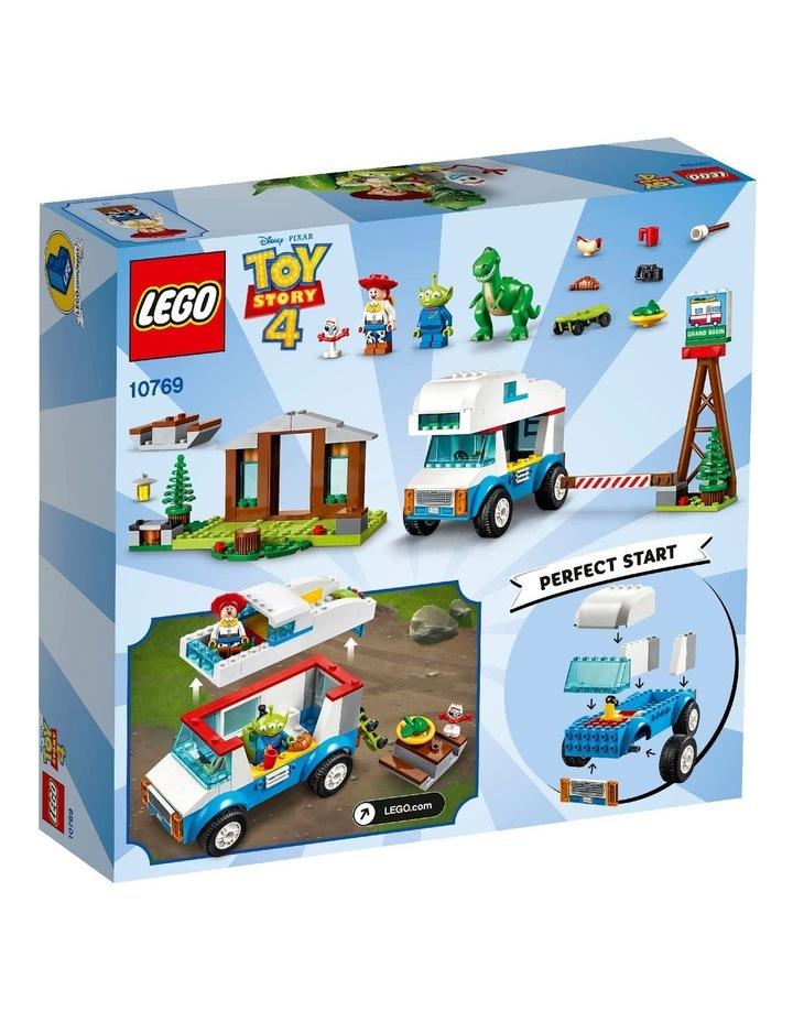 4+ Disney Pixar's Toy Story 4 RV Vacation 10769 Building Kit image 3