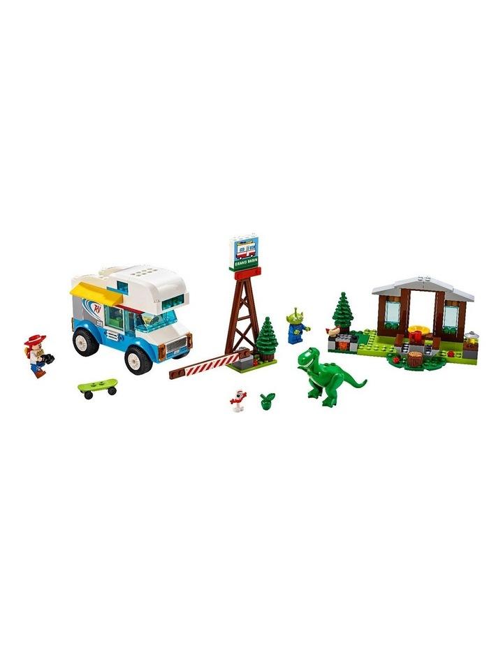 4+ Disney Pixar's Toy Story 4 RV Vacation 10769 Building Kit image 4