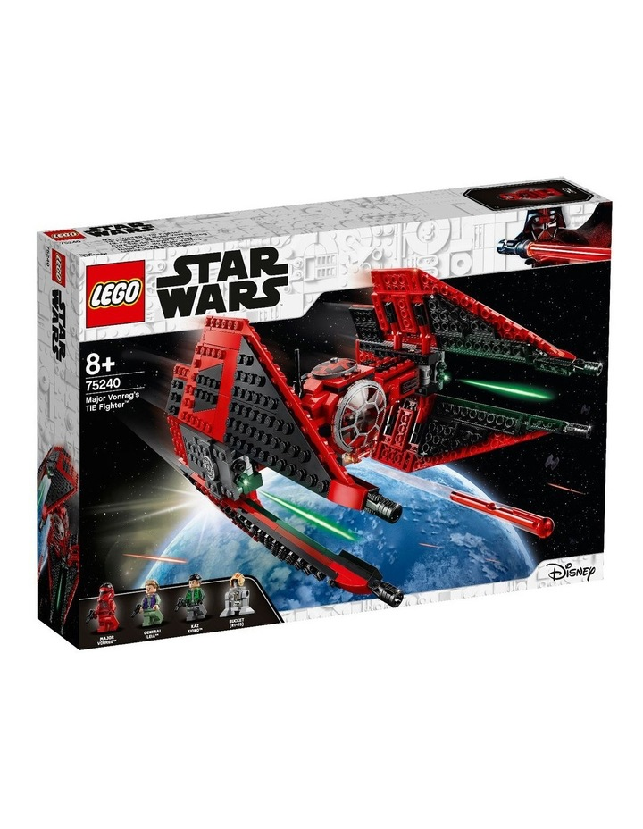 Star Wars Major Vonreg's TIE Fighter 75240 image 1