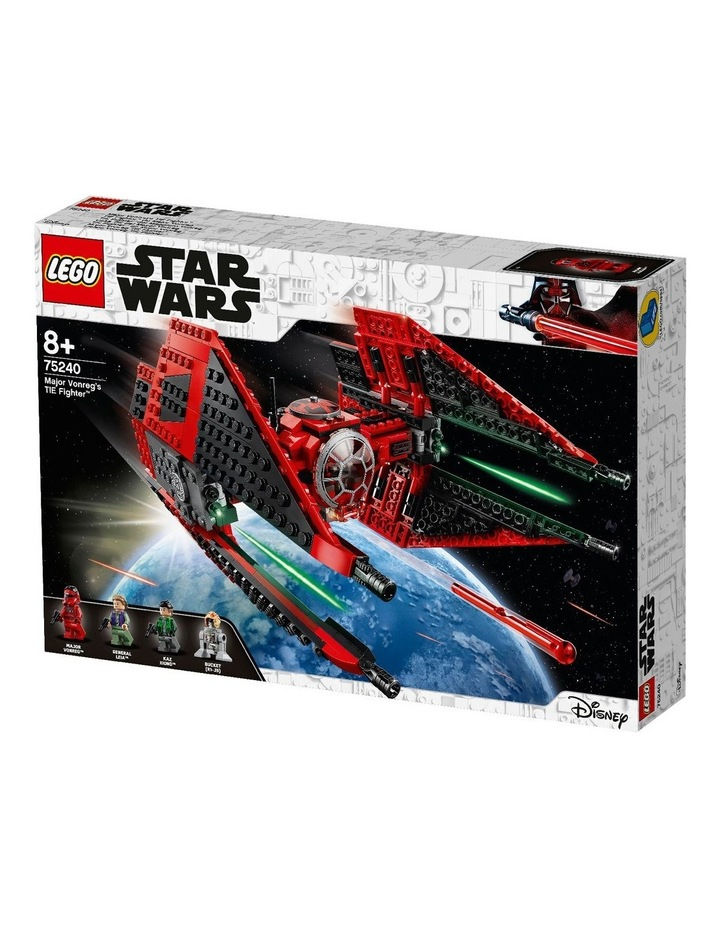 Star Wars Major Vonreg's TIE Fighter 75240 image 2