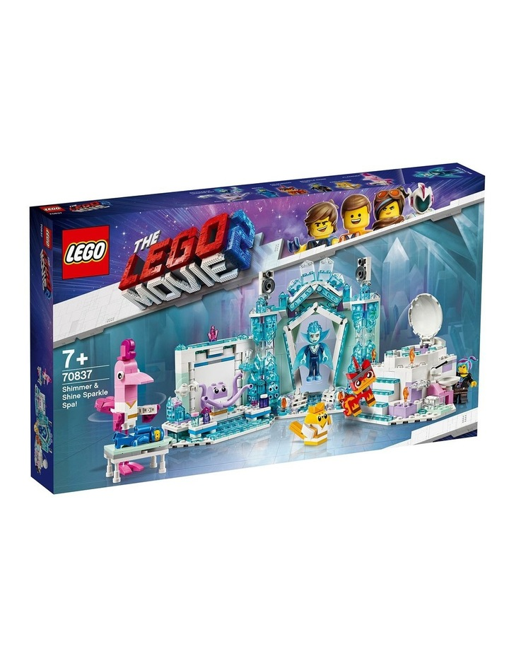 LEGO Movie 2 Shimmer & Shine Sparkle Spa! 70837 image 1