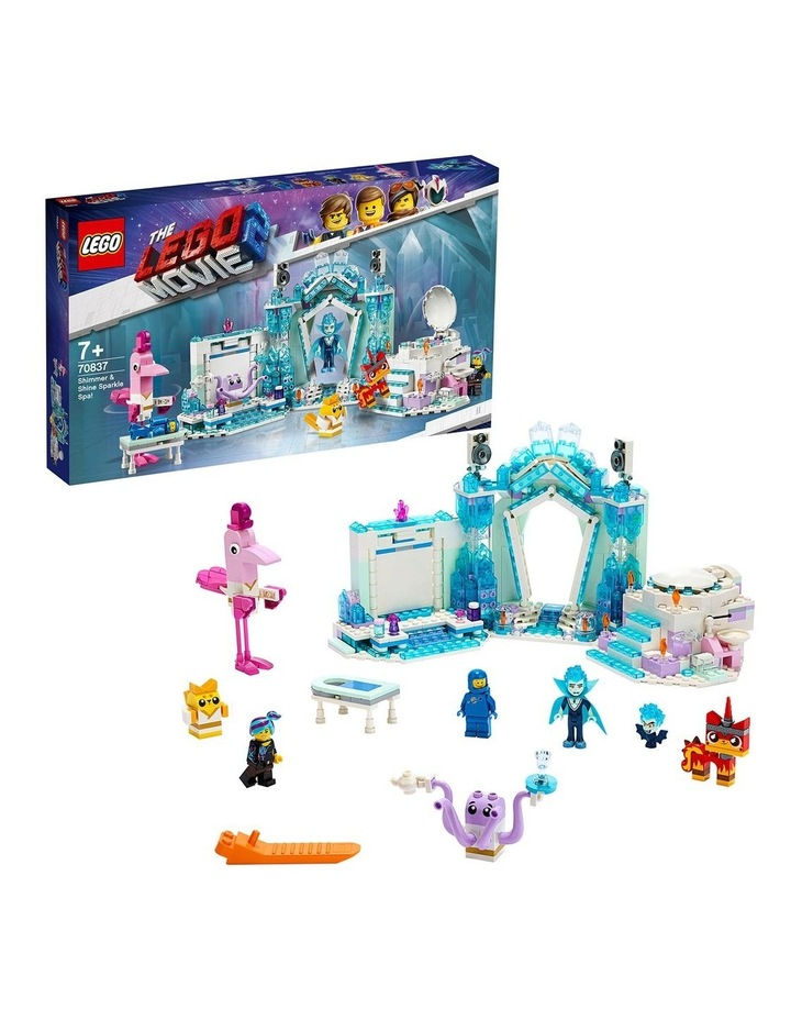 LEGO Movie 2 Shimmer & Shine Sparkle Spa! 70837 image 3