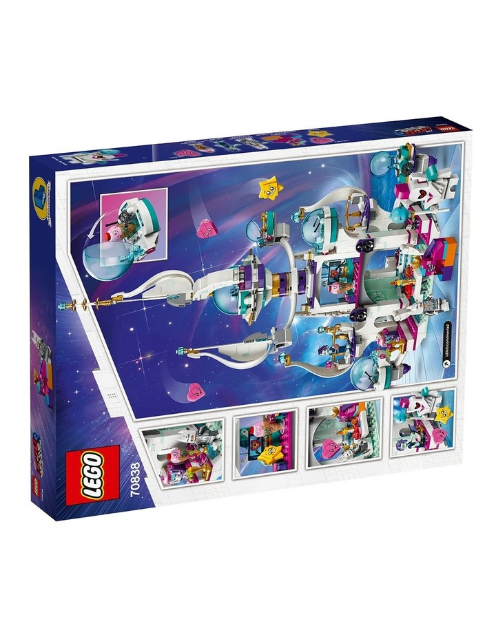 LEGO Movie 2 Queen Watevra's So-Not-Evil' Space Palace 70838 image 2