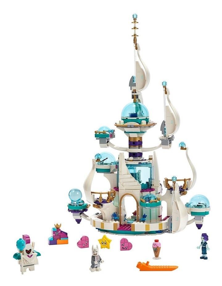 LEGO Movie 2 Queen Watevra's So-Not-Evil' Space Palace 70838 image 4