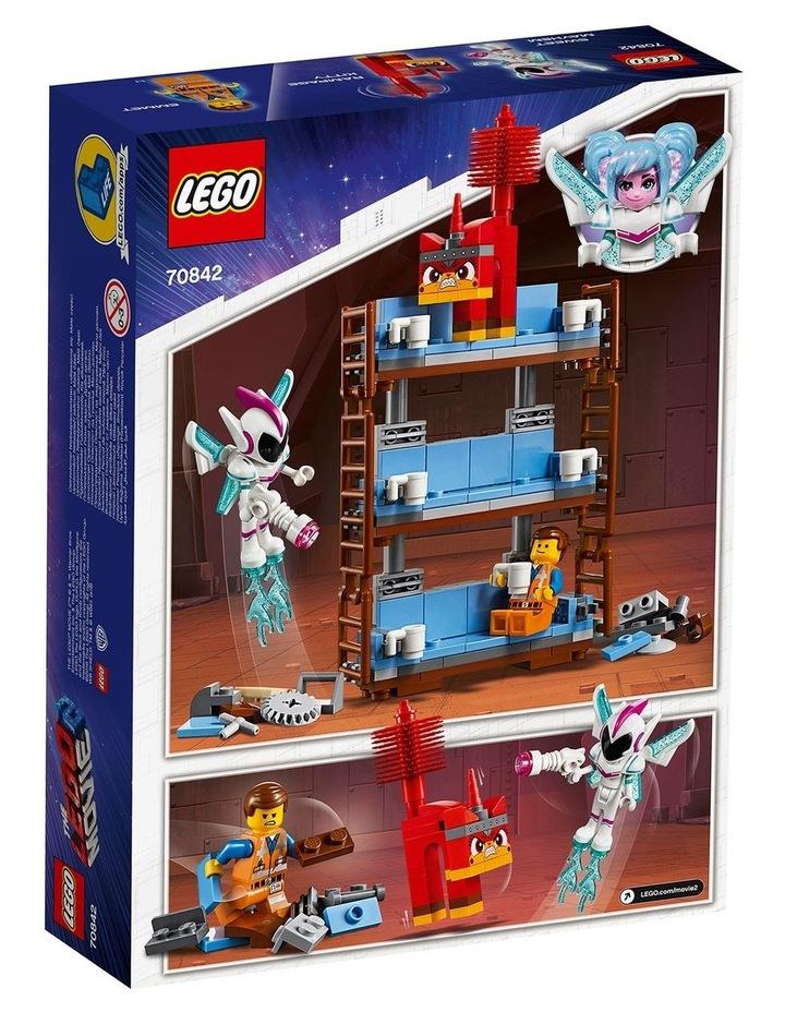 LEGO Movie 2 Emmet's Triple-Decker Couch Mech 70842 image 3