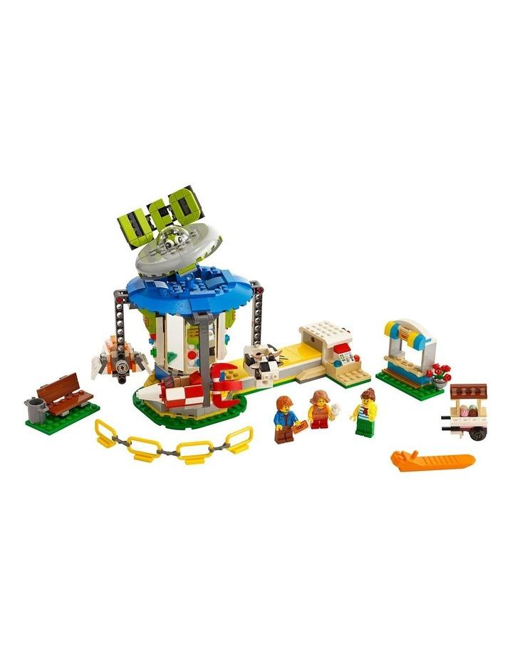 Creator 3in1 Fairground Carousel 31095 image 3