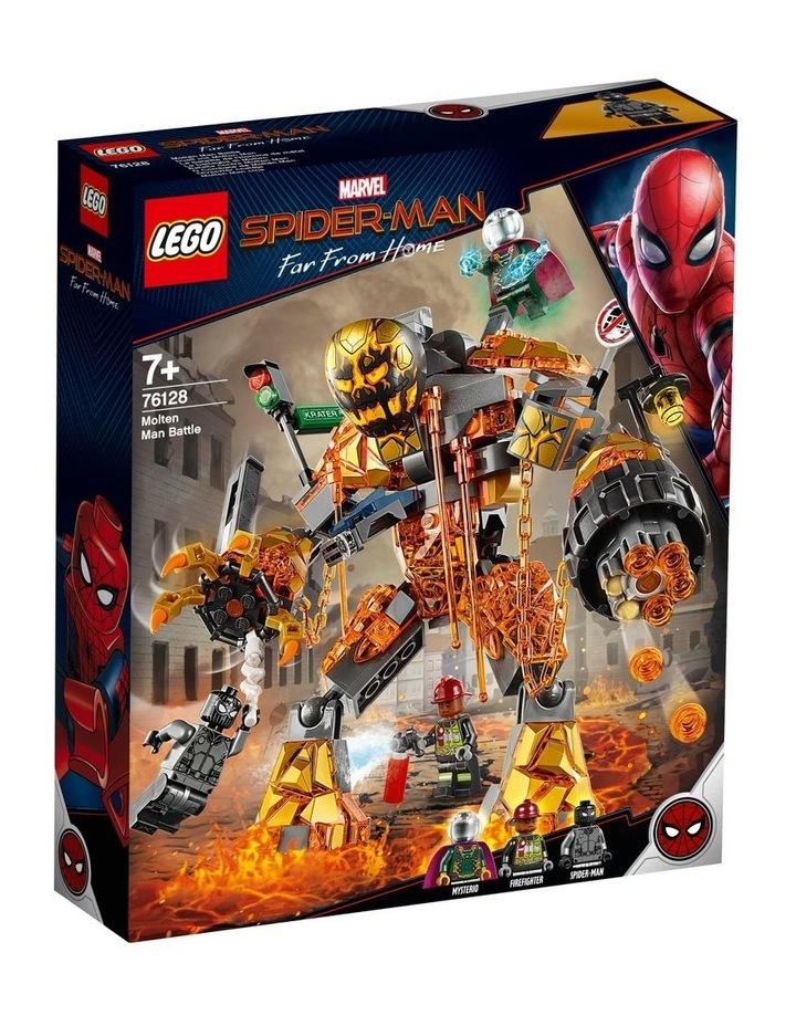 Marvel Spider-Man Molten Man Battle 76128 image 1