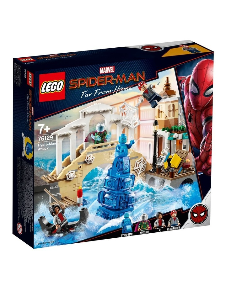 Marvel Spider-Man Hydro-Man Attack 76129 image 1