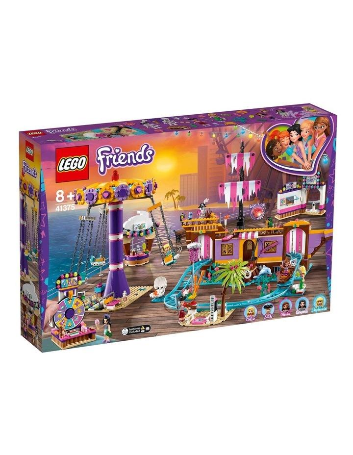 Friends Heartlake City Amusement Pier 41375 image 1