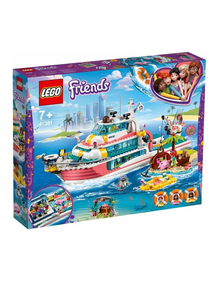 Friends Rescue Mission Boat 41381 image 1