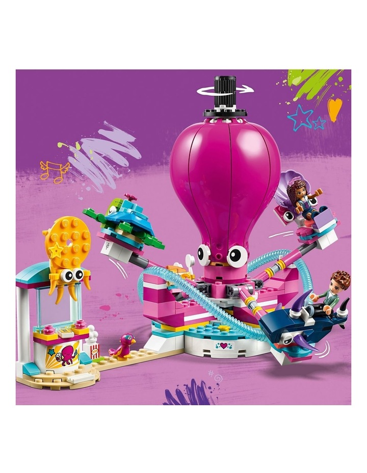 Friends Funny Octopus Ride 41373 image 5