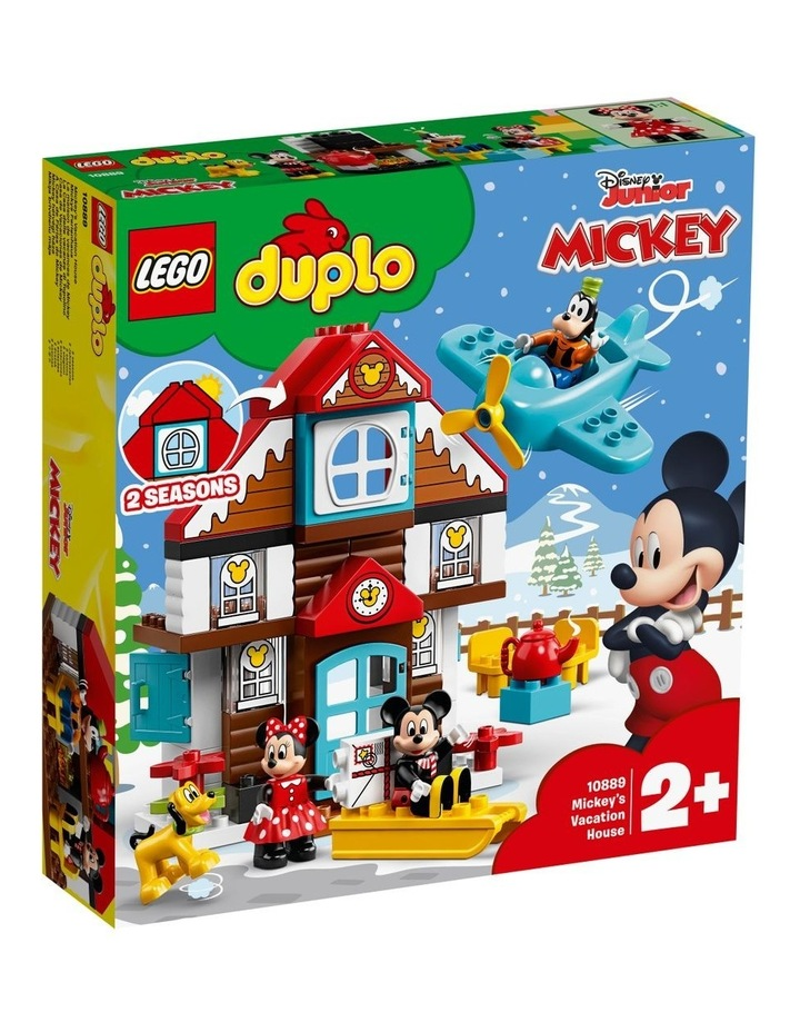 DUPLO Disney Mickeys Vacation House 10889 image 1